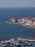 Piran  Istria  Adriatic Coast  Slovenia  Europe