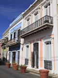 Colonial Architecture  Old San Juan  San Juan  Puerto Rico  West Indies  Caribbean  USA