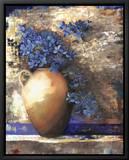 Provence Urn II Tableau sur toile encadré par Louise Montillio