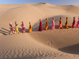 Desert Walk Papier Photo par Art Wolfe