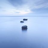 Three Rocks Reproduction d'art par Doug Chinnery