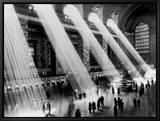 Grand Central Station Tableau sur toile encadré