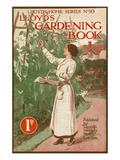 Lloyds Gardening Book cover