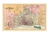 1883  Detroit City  Michigan  United States