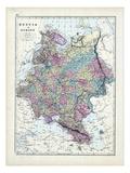 1873, Russia Giclée