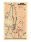 1871, Dartmouth South, South Dartmouth, Massachusetts, United States Giclée