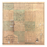 1850s  Atlanta  Georgia  United States