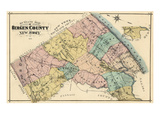 1876  Bergen County  New Jersey  United States