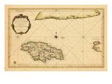 1753, Jamaica Giclée