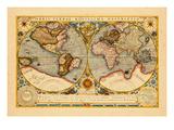 1602, World Giclée