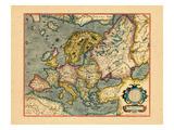 1633, Europe Giclée