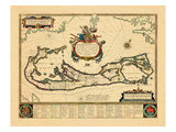 1635, Cuba Giclée