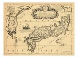 1692, Japan Giclée
