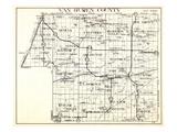 1930  Van Buren County  Geneva  Columbia  Bloomingdale  Pine Grove  Hartford  Keeler  Hamilton  Dec