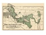 1914  Rome City and Sylvan Lake  Indiana  United States