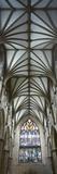 Interiors of a Church  St Giles Cathedral  Royal Mile  Edinburgh  Scotland