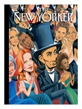 The New Yorker Cover - February 25  2013