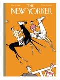 The New Yorker Cover - May 22  1926