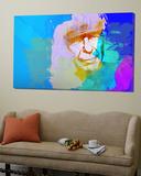 Leonard Cohen Toile Murale Géante par NaxArt
