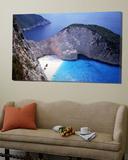 Navagio  Zante  Ionian Islands  Greece