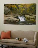 Kaaterskill Falls  Catskill Mountains  New York State  USA