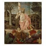 The Resurrection of Christ  1463-65  Fresco