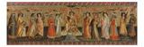 The Seven Liberal Arts  with Ptolemy  Cicero  Aristotle  Euclid  Pythagoras and Tubalcain  C 1435