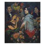The Singing Woman  or La Juerga  C 1905