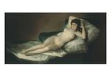 La Maja Desnuda  the Nude Maja  1797-1800
