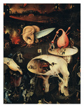 Hell  Right-Hand Panel of the Garden of Earthly Delights  C 1503-04 Triptych (Detail)