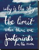 Why Is The Sky The Limit