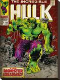 Incredible Hulk (Monster Unleashed) Tableau sur toile