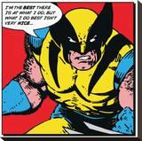 Wolverine (I'm The Best) Tableau sur toile