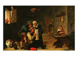 Surgical Operation  17th Century