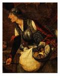 Dulle Griet (Mad Meg)  C 1562 (Central Detail)