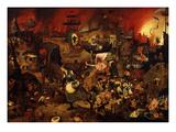 Dulle Griet (Mad Meg)  C 1562