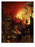 Dulle Griet (Mad Meg)  C 1562 (Detail)