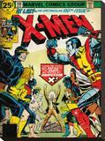 X-men (100th Issue) Tableau sur toile