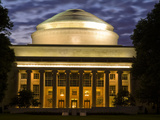 The Great Dome Overlooking MIT's Killian Court