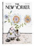 The New Yorker Cover - November 20  1978