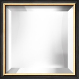COVENTRY Black Thin Mirror