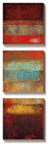 Bora Tableau multi toiles par Angelina Emet