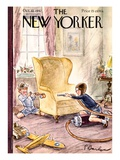 The New Yorker Cover - October 10  1942