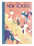 The New Yorker Cover - October 15  1927
