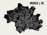 Munich Reproduction d'art par Mr City Printing