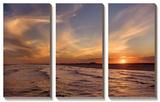 Corpus Christie Sunset Tableau multi toiles par Mike Jones