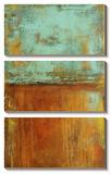Ten City Tableau multi toiles par Erin Ashley