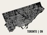 Toronto Reproduction d'art par Mr City Printing