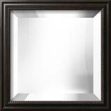 GEORGETOWN Black Thin Mirror