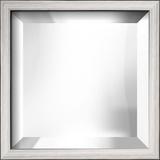 EASTMAN Silver Thin Flat Mirror